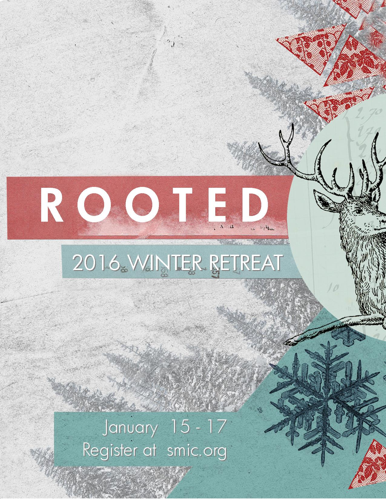 Winter Retreat Flyer Shades Mountain Community Church