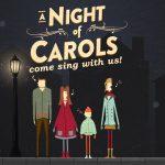 A Night of Carols web banner