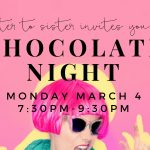 Chocolate Night – web banner