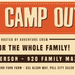 Family Camp Out 2019 Slider