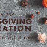Thanksgiving 2019 slider