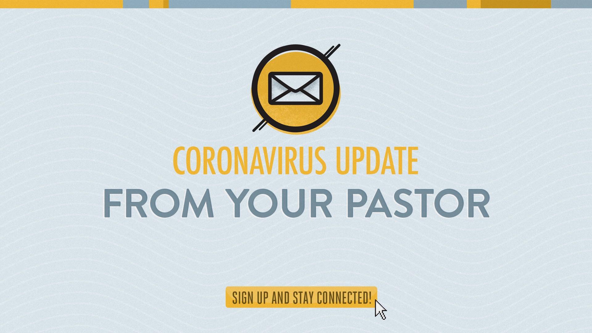 Corona Newsletter