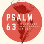 Psalm 63 slider