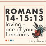 Romans 14 & 15 slider