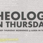 Theology slider