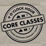 Core Classes slider